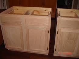 affordable unfinished kitchen cabinets unfinished dining room