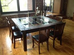 cool dining room table unique dining room tables unique puzzle