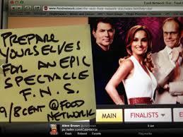 photos alton u0027s best food network star caption tweets food