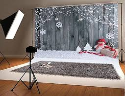 seamless backdrop kate 7x5ft gery wood christmas photography backdrop seamless