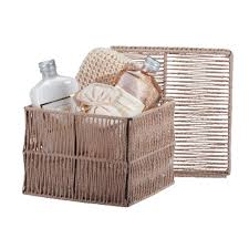 beauty birthday gifts library vanilla milk bath gift set rustic cord box gel lotion