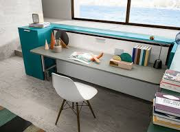 Desk Transforms Into Bed Cabrio In Resource Furniture Wall Beds U0026 Murphy Beds