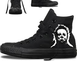 myer s boots michael myers etsy