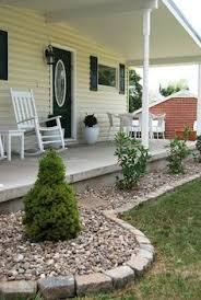Front Porch Landscaping Ideas by Our Autumn Porch Front Porches Porch And Landscaping