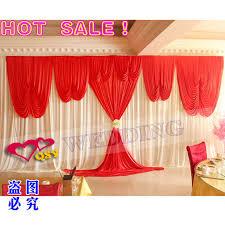 wedding backdrop curtains for sale 2017 sale wedding backdrop curtain silk fabric