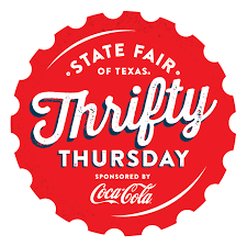 State Fair Of Texas Map by Thrifty Thursdays State Fair Of Texas