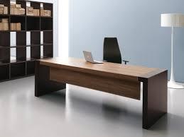 bureau bois design contemporain bureau de direction en bois prestige