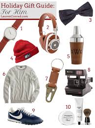 gift for him gift guide for him conrad