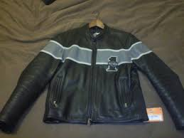 leather racing jacket mens leather hd race jacket size large l harley davidson forums