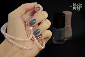 dark french nail art tutorial the model stage blog