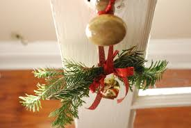 Holiday Decor Diy Christmas Doorknob Hangers The Home Depot