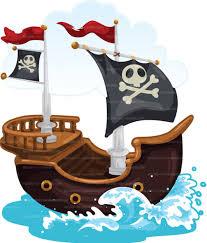 chambre bateau pirate stickers enfant bateaux de pirate vente sticker corsaire pour