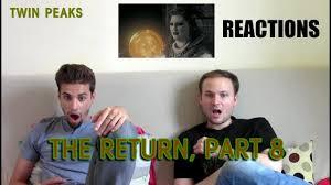 Twin Peaks Meme - twin peaks 3x08 the return part 8 reactions youtube