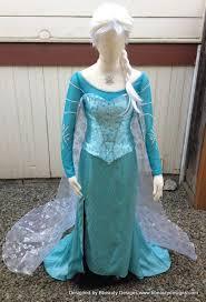 Elsa Halloween Costume Frozen Elsa Frozen Fever Dress Precious Monkey U0027s Apparel
