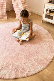Pink Round Rug Nursery 48 Best Pink Room Decor Images On Pinterest Washable Rugs Room
