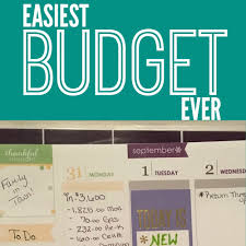How To Set Up A Monthly Budget Spreadsheet The Only Budgeting Program You Should Use If You Live Paycheck To