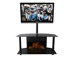 Amazon Fireplace Tv Stand by Amazon Com Stonegate 1940 Manhattan 40 125 Inch Tv Stand With