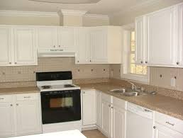 houzz kitchen backsplash choose your kitchen backsplash with white appliances kitchen