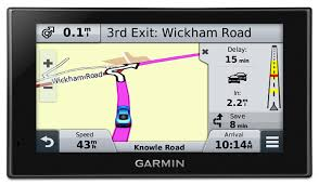 Sat Nav With Usa And Europe Maps by