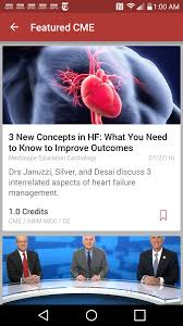 medscape apk medscape cme education android apps on play