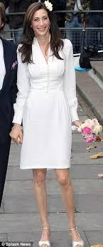 uk wedding registry nancy shevell wedding dress by stella mccartney was inspired by