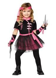 Halloween Costume Ninja Partybell Gold Ninja Child Costume Costumes