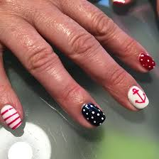 red white blue have a safe weekend and krush hair nail salon