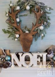 25 unique reindeer decorations ideas on
