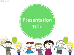 family powerpoint templates free free powerpoint template children