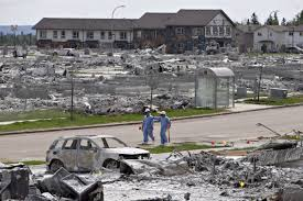 Where Is Fort Mcmurray On A Map Of Canada Fort Mcmurray Wildfire Estimated To Be Costliest Disaster In