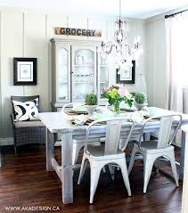 cottage style dining rooms charming home tour aka design town country living