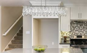 room divider rod dining room wonderful crystal cellula chandelier for elegant