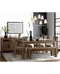 bradford dining room furniture charming canyon dining furniture collection created for macy s on