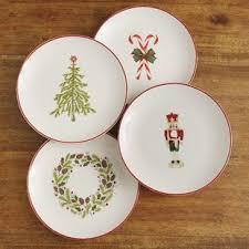 christmas plates christmas plates set wayfair
