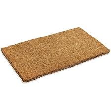 kempf coco coir doormat 18 by 30 by 1 inch