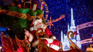 all of the details for mickey u0027s very merry christmas party 2017