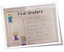 free writing paper for first grade teaching with love and laughter kindergarten and first grade writing kindergarten and first grade writing
