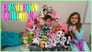 entire beanie boos stuffed animal collection