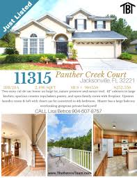 just listed move in ready 3br 2 5ba jacksonville