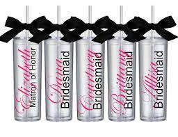 personalized bridesmaid gifts bridesmaid tumblers personalized tumbler cups custom bridesmaid