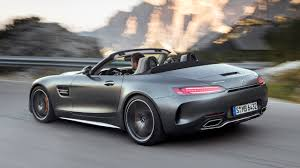 2018 mercedes amg gt roadster motor1 com photos