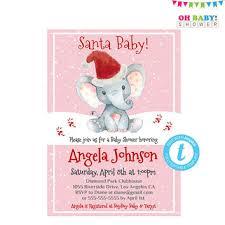 Christmas Baby Shower Invitations - shop baby shower invitations on wanelo