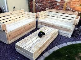 Wooden Pallet Bench Recycled Wooden Pallet Garden Furniture 99 Pallets