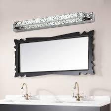 long bathroom light fixtures stainless steel bathroom light fixtures home ideas