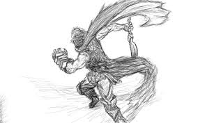 concept of prince of persia by nondorian on deviantart