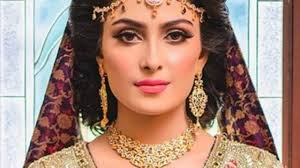 hair style on dailymotion ayeza khan aiza khan on her walima video dailymotion