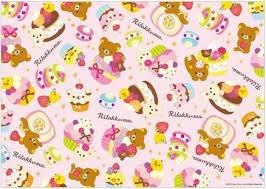 themed wrapping paper 73 best rilakkuma images on rilakkuma plushies and