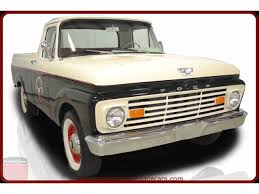 Old Ford Unibody Truck - 1961 to 1963 ford f100 for sale on classiccars com 20 available