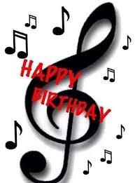 Happy Birthday Wishes For Singer Best 25 Happy Birthday Music Notes Ideas On Pinterest Birthday