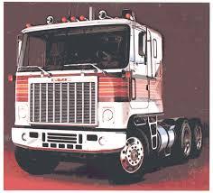 gmc semi truck the gmc astro 95